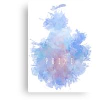 P R I M E Snowflake [Larger] Canvas Print