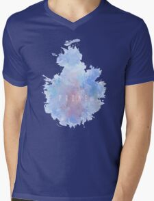 P R I M E Snowflake [Larger] Mens V-Neck T-Shirt