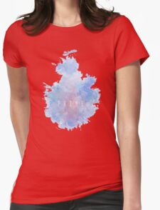 P R I M E Snowflake [Larger] Womens Fitted T-Shirt