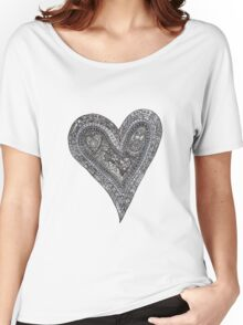 My heart is a complex thing Women's Relaxed Fit T-Shirt