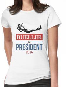Ferris Bueller for President Womens Fitted T-Shirt