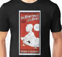 Performing Arts Posters The newlyweds and their baby the new music show a company of 60 and people 0103 Unisex T-Shirt