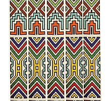 Ndebele bead work by Chris D Holland
