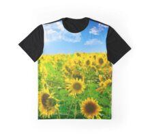 Light Sun Graphic T-Shirt