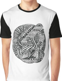 Abstract world Graphic T-Shirt