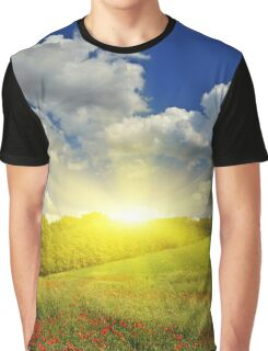 Sunsign Graphic T-Shirt