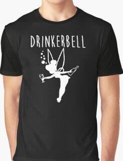Drinkerbell - Tinkerbell Graphic T-Shirt