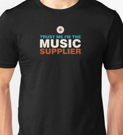Music supplier colorful Unisex T-Shirt