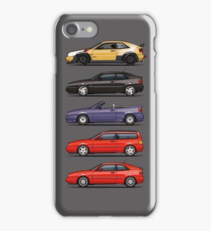 Stack of Corrados iPhone Case/Skin