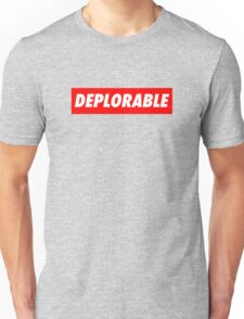 DEPLORABLE VINTAGE Unisex T-Shirt