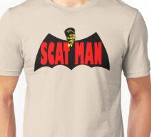 Scat Man Unisex T-Shirt