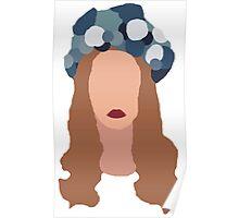 Lana Del Rey - Born To Die Poster