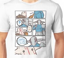 Sudden Realization Unisex T-Shirt