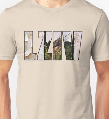 LZIV Unisex T-Shirt