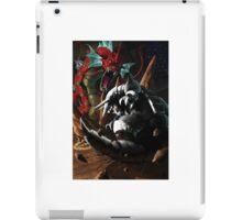 Pokemon! Aggron vs Gyarados iPad Case/Skin
