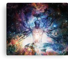 Meditation - Third Eye - Spiritual Awakening  Canvas Print
