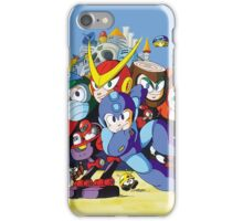 Mega Man 2 Famicom (NES) Japanese Box Art iPhone Case/Skin