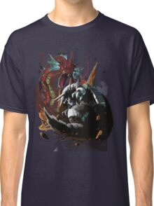 Graphic Aggron vs Gyarados Classic T-Shirt
