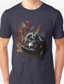 Graphic Aggron vs Gyarados Unisex T-Shirt