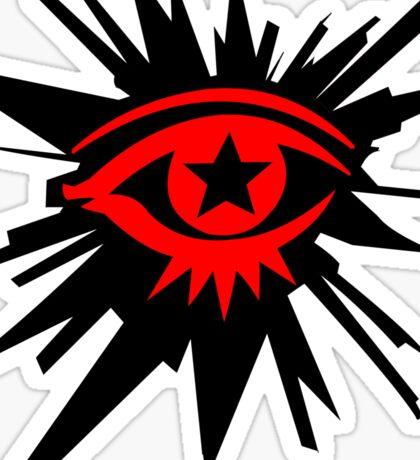 Persona 5 Phantom App Logo Sticker