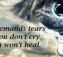TEARS AND LOSS by BerylDov