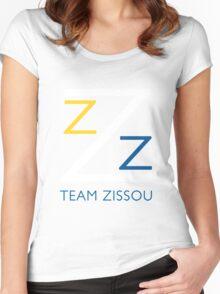 Team Zissou Shirt Women's Fitted Scoop T-Shirt