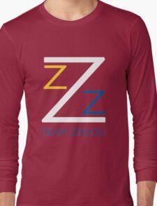 Team Zissou Shirt Long Sleeve T-Shirt