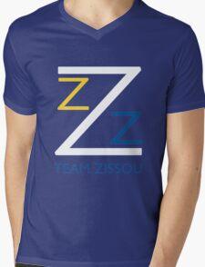 Team Zissou Shirt Mens V-Neck T-Shirt