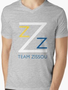Team Zissou Shirt Mens V-Neck T-Shirt