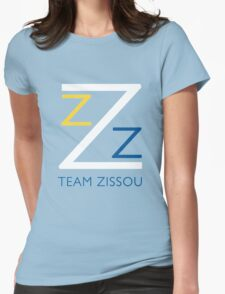 Team Zissou Shirt Womens Fitted T-Shirt