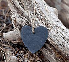Beach Heart by artsandsoul