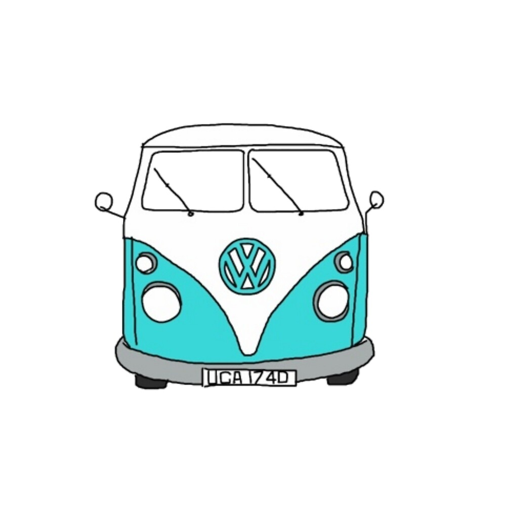 """Hippie Van"" by lbramble15 