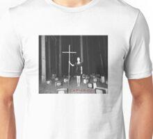 Zaphros Creepy Tshirt Design Unisex T-Shirt