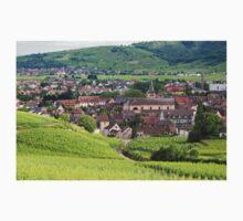 Panoramic View of Turckheim One Piece - Short Sleeve