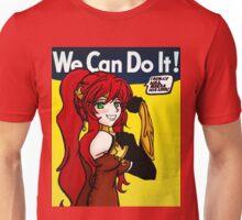 """We Can Still Break His Legs!"" Unisex T-Shirt"