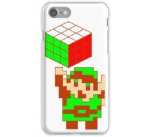 The Legend of Rubik iPhone Case/Skin