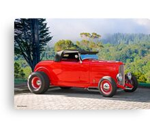 1932 Ford 'Ragtop' Rod Canvas Print