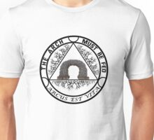 The Arch Is Life (light) Unisex T-Shirt