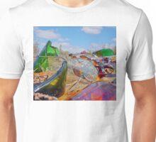 Glass Heap Unisex T-Shirt