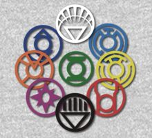 The Lantern Corps by nick94