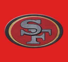 Steel San Francisco 49ers Logo by nick94