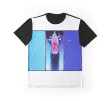 Silk  Graphic T-Shirt