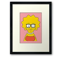 Tina Simpson Framed Print