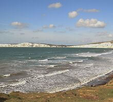 On the Isle of Wight by lezvee