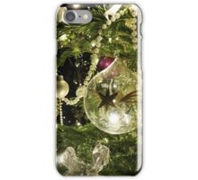 Christmas Baubles iPhone Case/Skin