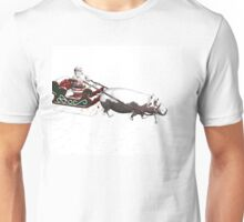 ... In A One-Hippo Open Sleigh Unisex T-Shirt
