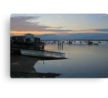 Felixstowe Ferry Canvas Print