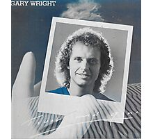 GARY WRIGHT -TOUCH AND GONE- Photographic Print