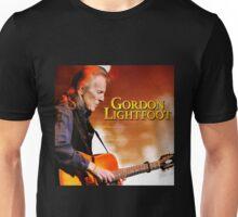 GORDON LIGHTFOOT TOUR DATES Unisex T-Shirt