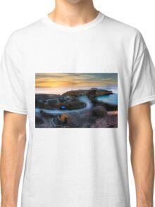 Sunrise over La Illeta from L'Almadrava Classic T-Shirt